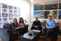 Life and times in our Bath estate agents / A look into life inside our estate agency branches in Bath