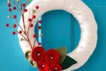 Wreaths and Door Adornments