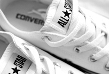 Converse / If the show fits, buy it in every colour! / by Rachel Baylis