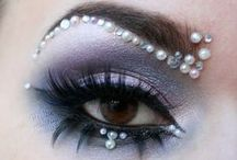Looks using Dark Heart Designs / Collection of looks using Dark Heart Designs Handmade Cosmetics. / by Dark Heart Beauty Art