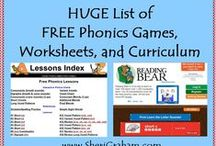 Free Homeschool Curriculum / Tons of free homeschool curriculum!