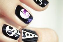 Nails / Interesting nail looks and articles / by Dark Heart Beauty Art