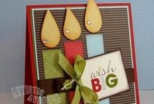 Cards - Birthday / by Cathy Blaukat