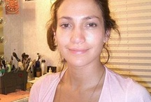 Celebrities Without Makeup / Pictures of some of your favorite celebrities without makeup on. / by De Vonee Kaiser