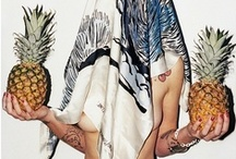 Maybe I'm just Crazy, Crazy for you Baby / What is it about pineapples? They remind me of long summers, fruju ice blocks, hawaiian prints and tropical holidays. Basically all things nice.