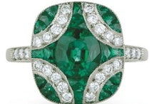 Color Trends: Emerald Green