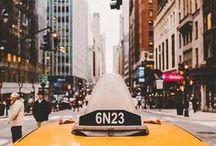 New York City / the BIG apple / by Rachel Baylis