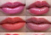 Lovely Lips / by De Vonee Kaiser