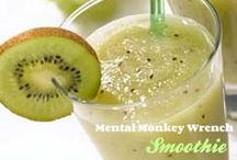 Smoothie Seduction / A collection of healthy and exotic smoothie recipes. Feel free to download and try each and every one. Enjoy! http://tusfil.es/1PIK5 / by De Vonee Kaiser