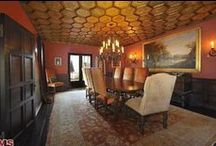 Celeb Homes / Bringing you the best of the best when it comes to celebrity homes on the market.