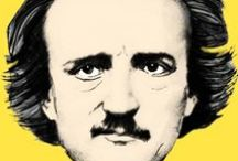 Edgar Allan Poe collection / Express your love of Edgar Allan Poe with our collection of literary gifts. / by Out of Print