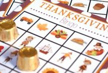 Thanksgiving {Learning} / We have so much to be thankful for! Enjoy these activities, lessons, printables, and more with your children! Visit me at www.SheriGraham.com.