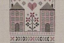 Cross Stitching / by Kayla Giles
