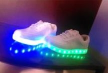 "charging shoes / Use coupon code ""cutekawaii"" for 10% off at https://www.sanrense.com/"
