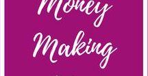 Money Making Ideas - LSF / Tips on how to make extra money. #sidehustles #extraincome #makemoneyonline