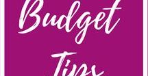 Budget Tips / Budget tips to save money and get your finances together.  If you're interested in contributing to this board follow me and this group board first, then email me at livingsimplyfabulous [at] gmail.com with your Pinterest email. Post only your best vertical budget tips pins. No spamming. Please be kind and pin others.