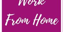 Work from Home / A great resource for anyone looking for real and legit work from home opportunities. If you want to work at home, here are many reputable ways to earn an income from home. Great for stay-at-home moms, WAHM, freelancers, etc. If you're interested in contributing to this board follow me first, then email me at livingsimplyfabulous [at] gmail.com with your Pinterest email. Post only your best vertical work at home pins. No spamming. No MLMs. Please be kind and pin others.