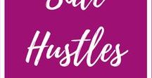Make Money with Side Hustles / Real ways to make extra money each month with side hustles. #sideincome #passiveincome If you're interested in contributing to this board follow me and this group board first, then email me at livingsimplyfabulous [at] gmail.com with your Pinterest email. Post only your best vertical making extra money pins. No spamming. Please be kind and pin others.