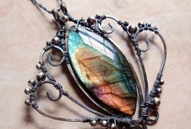 Wirework / Wire Wrapping / by hummingbird.pie