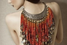 Necklaces / by hummingbird.pie