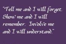 Teaching Insperation  / by Trisha Highfill
