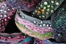 Jewellery - Mixed Media & Unusual Materials / by hummingbird.pie