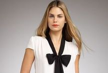 How to Wear..Bow Collar