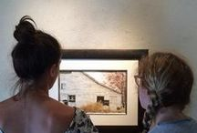 In The Gallery / Work we're showing now at our Canyon Road gallery in Santa Fe, New Mexico.