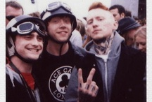 Punk-rock history / & hardcore & emo too ...