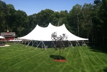 Tents by MPR / by Michael's Party Rentals, Inc.