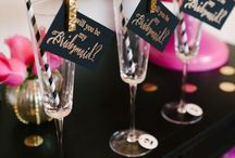 Bridal Showers / Modern and trendy bridal shower inspiration