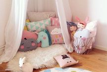 Playspace / Playroom ideas for two girls in a small space