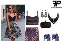 E-Style! Looks que amamos! / O e.style é um aplicativo feito sob medida para você que é apaixonada por moda! Mostre seu estilo e compartilhe com as amigas. E o melhor... você pode levar o look inteiro pra casa! ACESSE: http://www.paraisofeminino.com.br/estyle