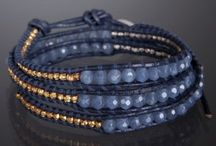 Bead Wrap Bracelets / by hummingbird.pie