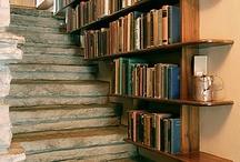 bookshelves / by Shari Melton