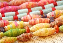 Paper Beads / by hummingbird.pie
