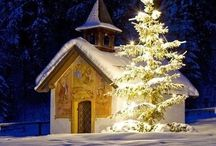 Christmas and and all things cosy / by Hanne Kroeper