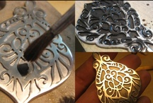 Jewellery Tutorials - Metalsmithing / by hummingbird.pie