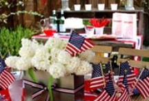4th of July Inspiration / by Michael's Party Rentals, Inc.