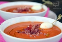 Recetas de Cocina: Sopas y Cremas