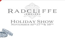 Holiday Show / Our holiday show is November 16, 17 & 18.  Here's a peek at the designers attending and their beautiful designs!
