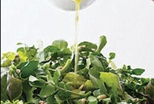 Salads and Dressings / by Amy Albright Watson