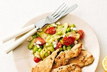 Delicious and Nutritious Meals / Please pin individual recipes for lunches, dinners, and desserts. Keep them HEALTHY.