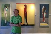 Jamie Chase Art / Jamie Chase's art combines cool discipline with exploratory themes of evolution, transcendence and the boundaries of space and form. See more at the Matthews Gallery on Canyon Road in Santa Fe, New Mexico.