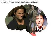 Supernatural / by Ember C. Snow