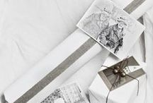 Stationary & Wrapping / by sechs und funfzig