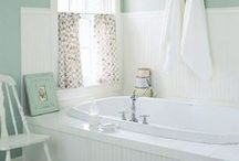 Master bath love / by Bella Lulu Ink