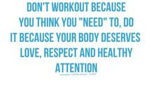 Motivation / Positive thoughts  / by Jenny Ritchey