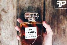 Perfumes / Algumas pessoas acreditam que o perfume de uma mulher revela muito sobre sua personalidade. Inspire-se com fragrâncias que se mantém no topo por gerações:  http://www.paraisofeminino.com.br/cosmeticos/perfume