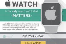 Apple Watch - Wearables / Chiffres clés et Brest practice  autour de l'Apple Watch et des objets connectés en général